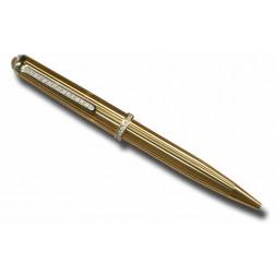 Gold Diamond Penna in Oro 18kt con Diamanti