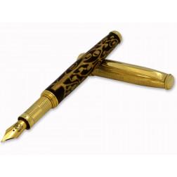 """Penna Stilografica """"Albero della Vita di Klimt"""""""