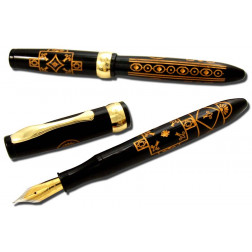 Penna Stilografica Galleria d'Arte