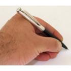 Penna Sfera Argento 925 e Lacca Nera
