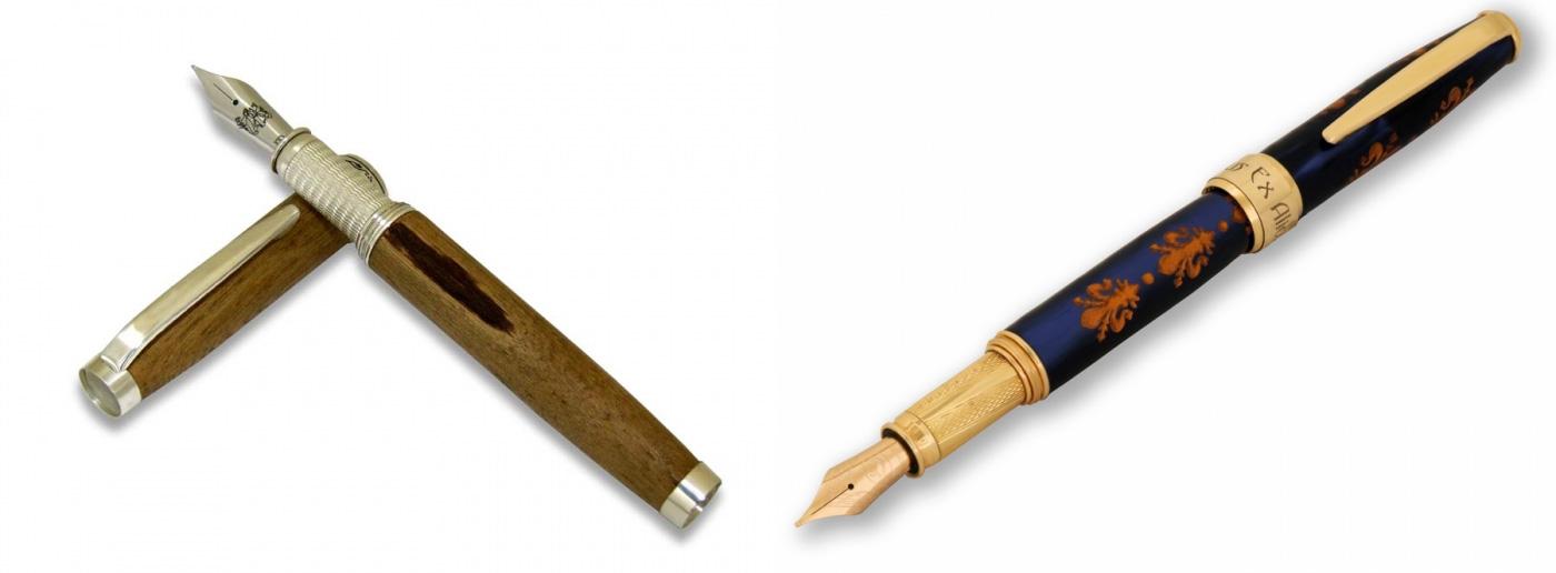 4 insospettabili elementi che fanno di una penna un emblema di eleganza e prestigio